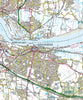 Map Wallpaper - Custom Ordnance Survey Landranger Map - Love Maps On... - 2