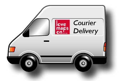 Delivery Charge - Love Maps On...