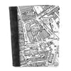 Personalised Vintage Map Notepad - High Detail Victorian Street Map - Love Maps On... - 1