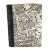 Personalised Vintage Map Notepad - High Detail Victorian Street Map - Love Maps On... - 2