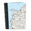 Personalised Map Notepad - Ordnance Survey Landranger (1:50,000) - Love Maps On... - 1