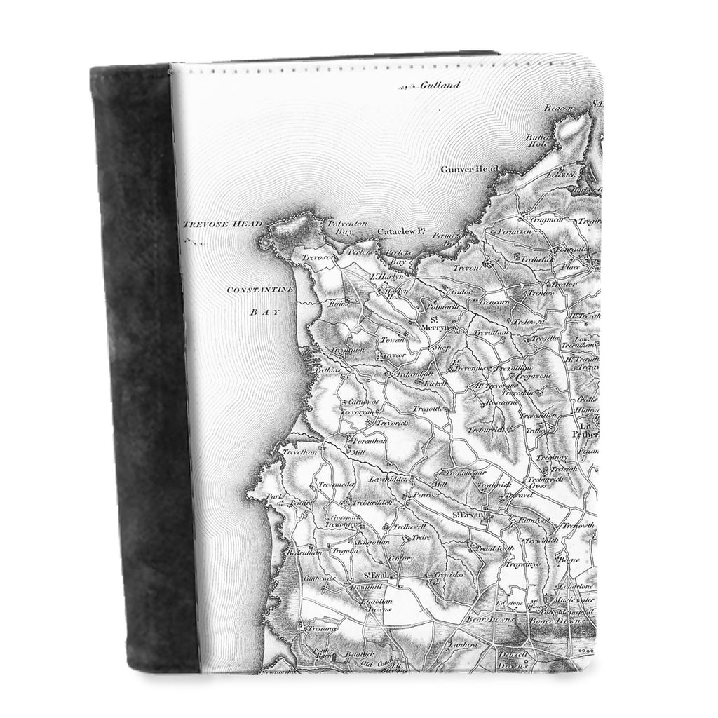 Personalised Vintage Map Notepad - 1805-1874 (Old Series) - Love Maps On... - 1