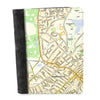 Personalised Map Notepad - Ordnance Survey Street Map (1:10,000) - Love Maps On... - 1