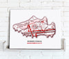 Football Stadium Map - Canvas Print - Love Maps On... - 20