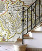 Map Wallpaper - Vintage County Map - Monmouthshire - Love Maps On... - 2