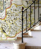 Map Wallpaper - Vintage County Map - Montgomeryshire - Love Maps On... - 2