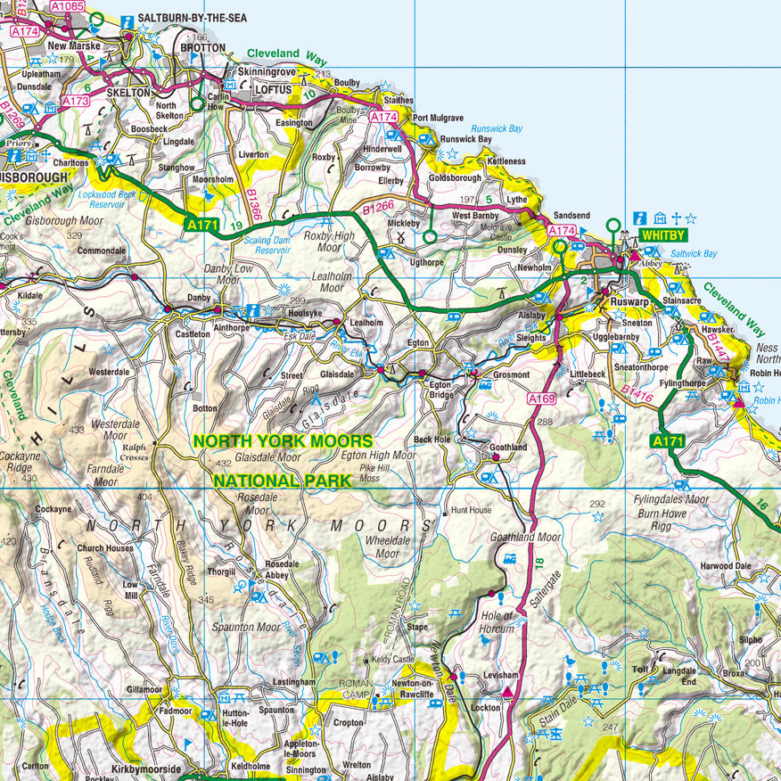 Map Of Northern England.Map Wallpaper Northern England