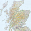 Map Wallpaper  - Scotland Wallpapers and Murals- Love Maps On...