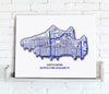 Football Stadium Map - Canvas Print - Love Maps On... - 25