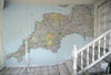 Map Wallpaper - Custom Regional GB Mapping - Love Maps On... - 5