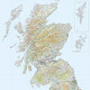 Map Wallpaper  - Scotland - Love Maps On...
