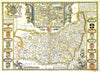 Map Wallpaper - Vintage County Map - Suffolk - Love Maps On... - 5