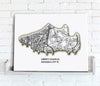 Football Stadium Map - Canvas Print - Love Maps On... - 32