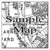 Ceramic Map Tiles - Personalised Vintage Ordnance Survey High Detail Victorian Street Map - Love Maps On... - 6