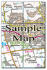 Ceramic Map Tiles - Personalised Ordnance Survey Landranger Map - Love Maps On... - 8
