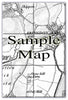 Ceramic Map Tiles - Personalised Vintage Ordnance Survey 1805-1874 (Old Series) - Love Maps On... - 4