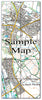 Ceramic Map Tiles - Personalised Ordnance Survey Explorer Map - Love Maps On... - 10