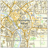 Ceramic Map Tiles - Personalised Ordnance Survey Street Map - Love Maps On... - 46