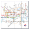 Ceramic Map Tiles - London Underground Map - Love Maps On... - 7