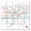 Ceramic Map Tiles - London Underground Map - Love Maps On... - 10