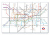 Ceramic Map Tiles - London Underground Map - Love Maps On... - 12