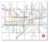 Ceramic Map Tiles - London Underground Map - Love Maps On... - 13