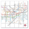 Ceramic Map Tiles - London Underground Map - Love Maps On... - 14