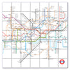 Ceramic Map Tiles - London Underground Map - Love Maps On... - 18