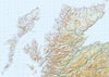 Map Poster - GB Regional Map - Scotland (Highlands & Islands) - Love Maps On... - 4