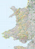 Map Poster - GB Regional Map - Wales - Love Maps On... - 4