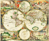 Map Wallpaper - van Schagen World Map - Love Maps On... - 4