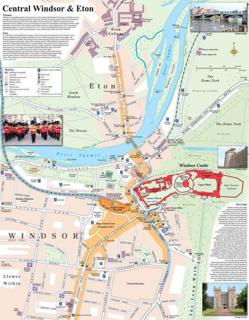 Map of Windsor Great Park The Essential Maps of Windsor Great Park