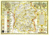 Map Wallpaper - Vintage County Map - Wiltshire - Love Maps On... - 5