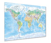 Map Poster - Ultimate World Map - Love Maps On... - 1