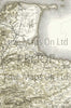 Map Wallpaper - Custom Vintage Ordnance Survey Map - Revised New Series (1897-1904) Wallpapers and Murals- Love Maps On...