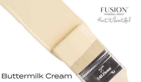 Buttermilk Cream - Fusion Mineral Paint