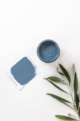French Blue - Artisan Natural Chalk Finish