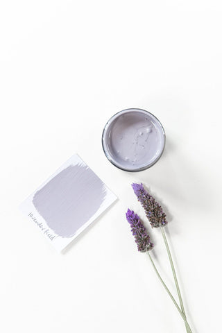 Lavender Field - Artisan Natural Chalk Finish