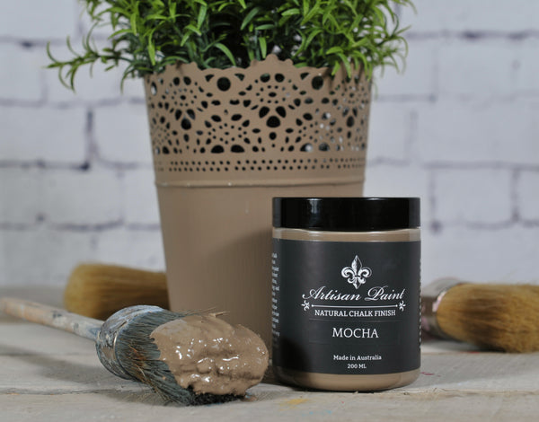 Mocha - Artisan Natural Chalk Finish