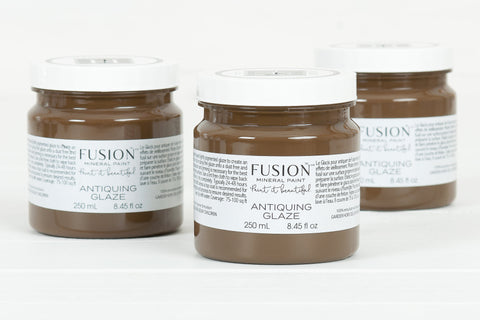 Antiquing Glaze 250ml - Fusion Mineral Paint