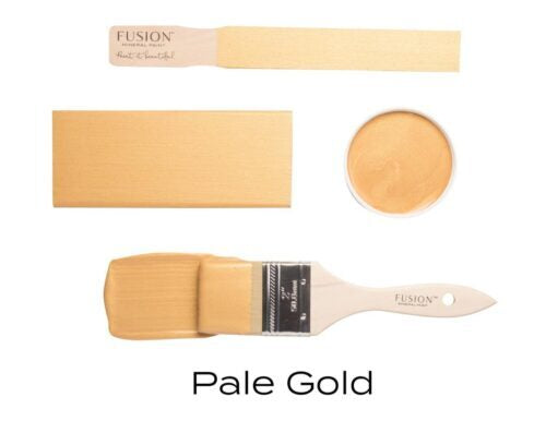 Pale Gold Metallic - Fusion Mineral Paint