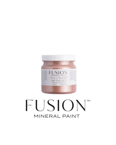 Rose Gold Metallic - Fusion Mineral Paint
