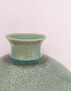 Jun Glaze Meiping | Elegant Ceramics Vase | Asian Pottery