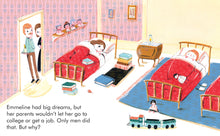 Load image into Gallery viewer, LITTLE PEOPLE BIG DREAMS: EMMELINE MY FIRST (BOARD