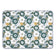 Retro Daisy Organic Cotton Baby Blanket