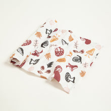 Load image into Gallery viewer, Organic Cotton Muslin Swaddle Blanket