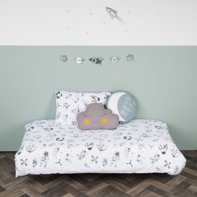 Space Age Junior Duvet Set