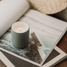 Load image into Gallery viewer, Sustainable Stoneware Candle
