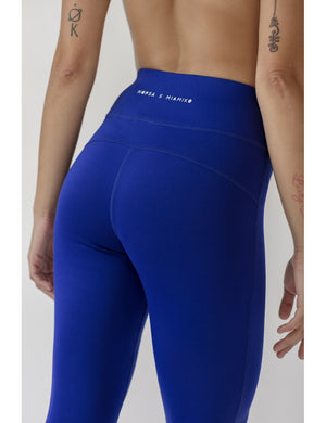 Navy Blue Leggings - Miamiko