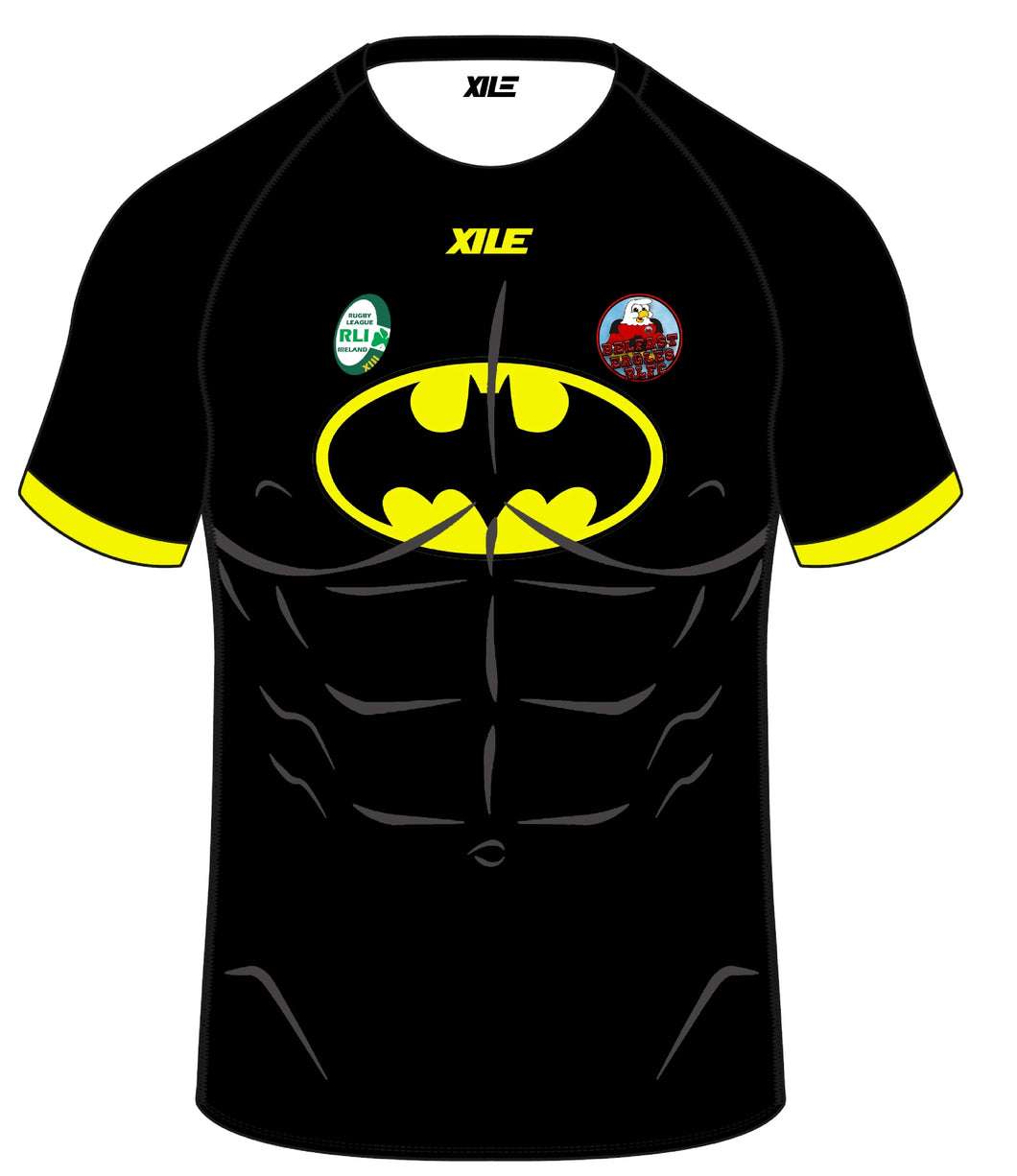 Belfast Eagles Batman Jersey